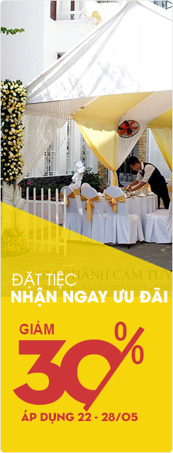 Banner cột trái